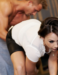 Chanel Preston & Bill Bailey
